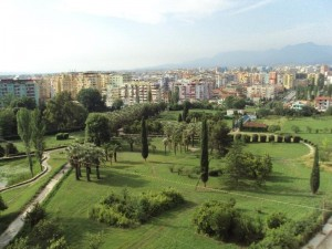 Botanical Garden Tirana