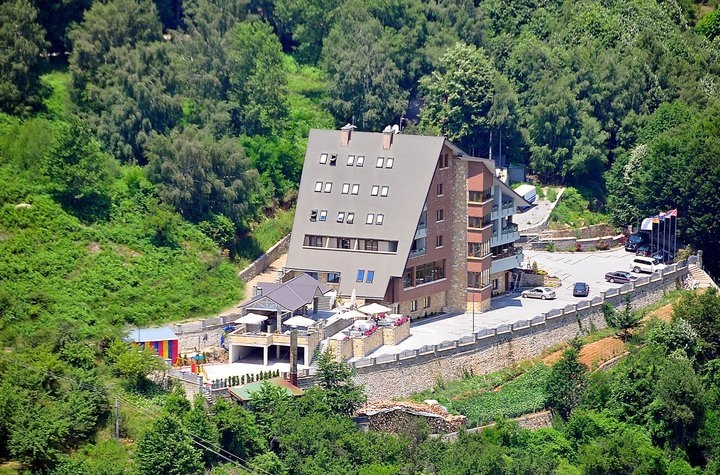 Hotel Alpin Dardha